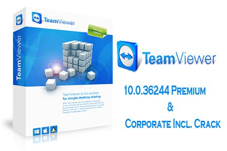 Download Premium Teamviewer v10.0.36244 with crack